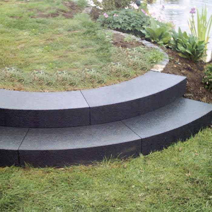 Granit Schwarz Fur Vorgarten – spinjofo