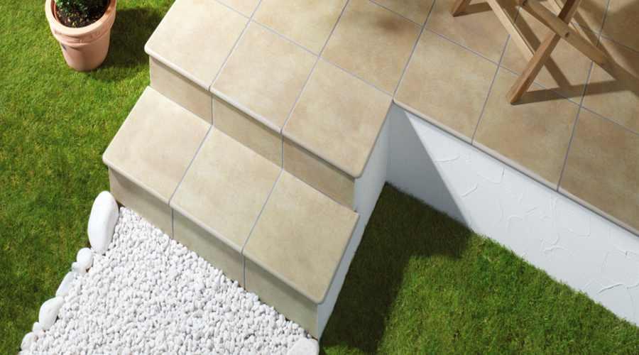 Terrasse fliesen Terrassenplatten Balkonfliesen